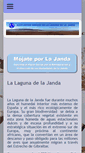 Mobile Preview of lagunalajanda.org
